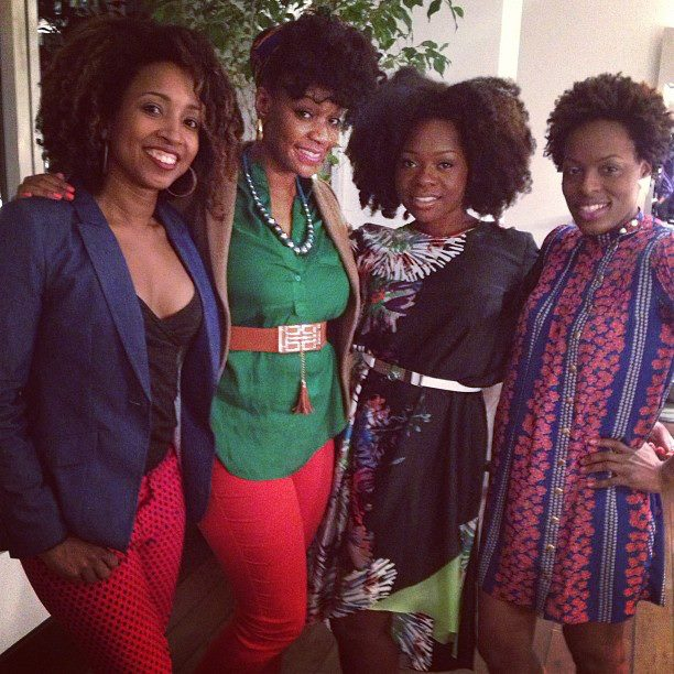 curlBox Founder, Myleik Teele & Guests