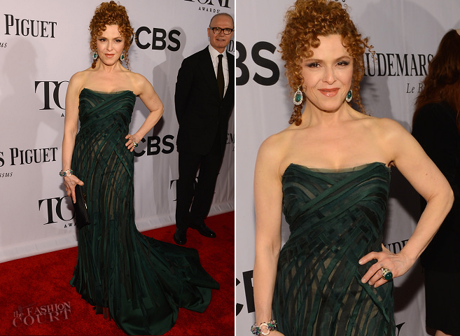 bernadette-peters-in-donna-karan-atelier-2013-tony-awards