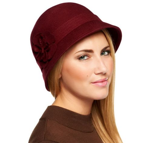 cloche hat - Link 1