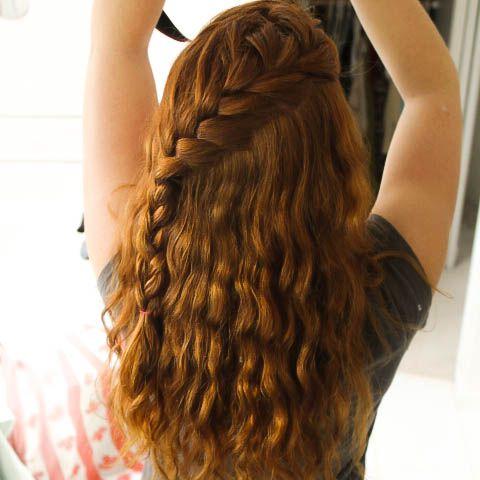 curlybraid