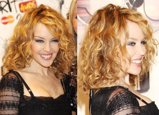KylieMinogue_LongBob